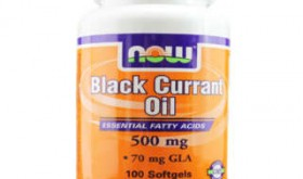 Black Currant Oil, 500 mg